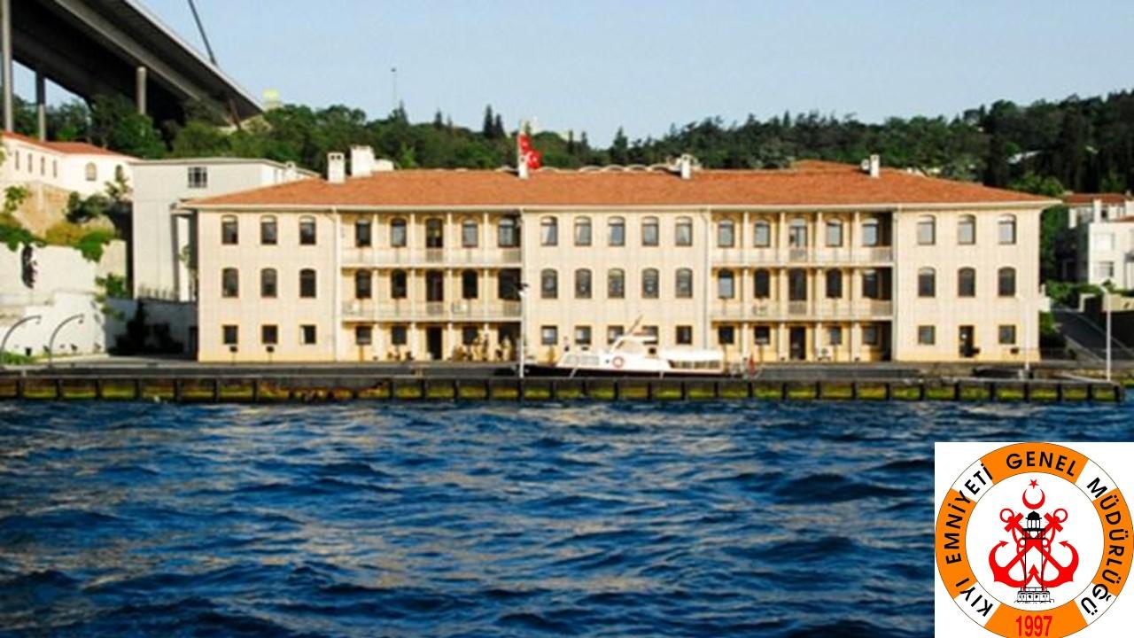 Kıyı Emniyeti Genel Müdürlüğü Beylerbeyi Binası